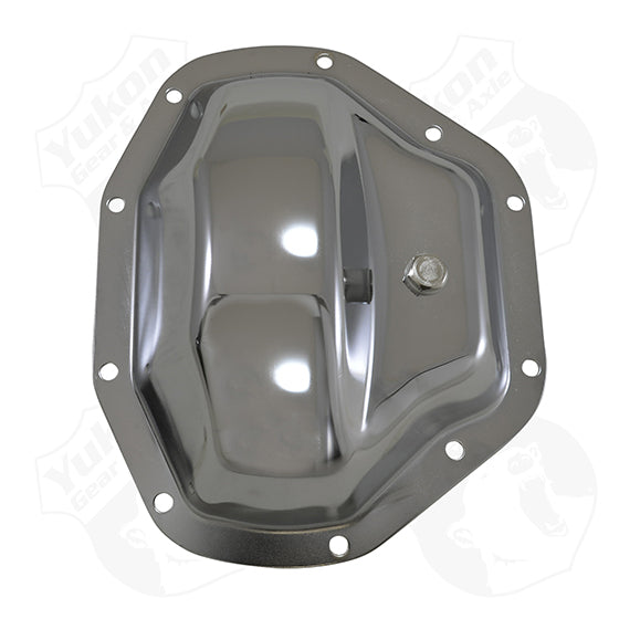 Chrome Replacement Cover For Dana 80 Yukon Gear & Axle YP C1-D80