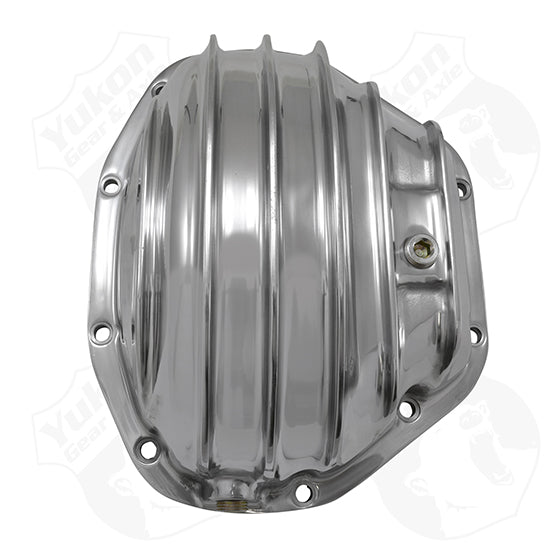 Polished Aluminum Replacement Cover For Dana 80 Yukon Gear & Axle YP C2-D80