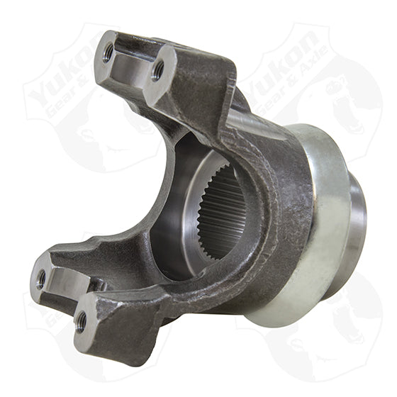 Yukon Replacement Yoke For Dana 80 With A 1410 U/Joint Size Yukon Gear & Axle YY D80-1410-37S