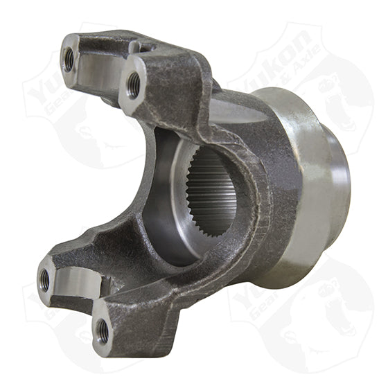 Yukon Replacement Yoke For Dana 80 With A 1480 U/Joint Size Yukon Gear & Axle YY D80-1480-37S
