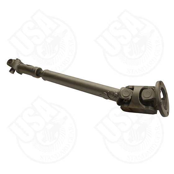 75-86 Dodge W200 and W250 Dana 44 Front OE Driveshaft Assembly ZDS9319 USA Standard - Skinny Pedal Racing
