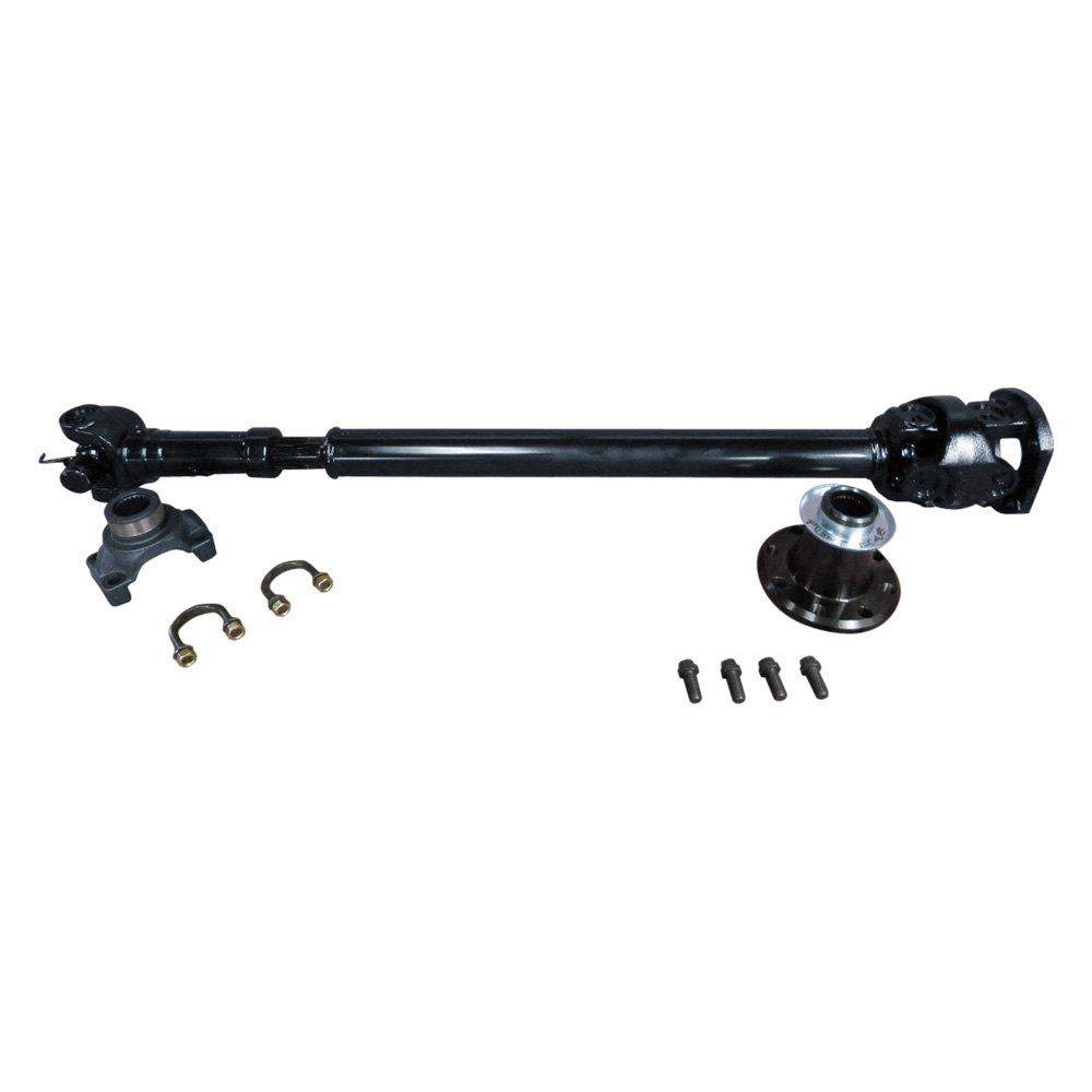 Adams Driveshaft JK Front 1350 CV Solid U-Joint - Skinny Pedal Racing