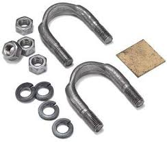 Dana Spicer U-Joint Bolt Kit - 2-94-28X - Skinny Pedal Racing