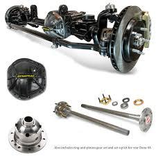 Dynatrac Trail Leader Axle Package