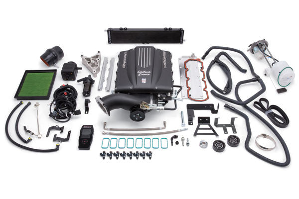 E-Force Street Legal Supercharger Kit 1561 - 2011-13 GM HD
