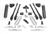 6 Inch 4 Link Lift Kit w/Performance Shocks - FABK2120