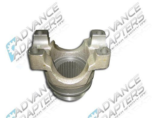 Advanced Adapter 716299 : GM CORP. 14-BOLT 1350 U-BOLT REPLACMENT YOKE - Skinny Pedal Racing