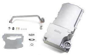 Holley OIL PAN KIT RETRO-FIT GM LS 302-1