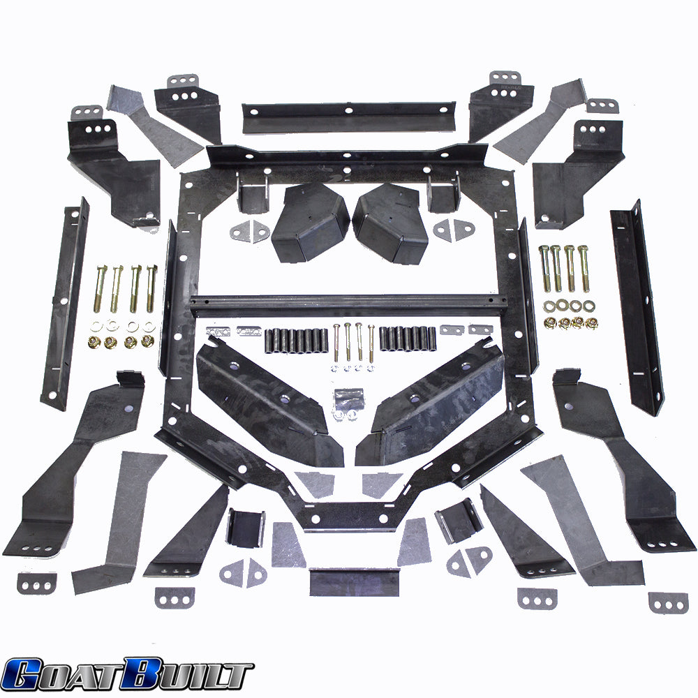 IBEX Universal Chassis Suspension Sub-Frame - Skinny Pedal Racing