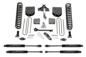 Fabtech 6 Inch Basic Lift Kit w/Stealth Shocks - K2118M