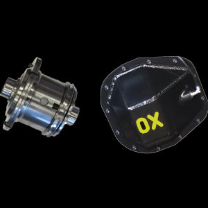 OX-Locker Dana 60 4.10 DN c-clip 35 spline D60-410-35C