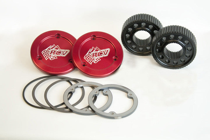 RCV Dana 44 Drive Flange Kit for Traditional Spindle - Skinny Pedal Racing