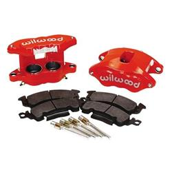 Wilwood D52 140-11290-R - Skinny Pedal Racing