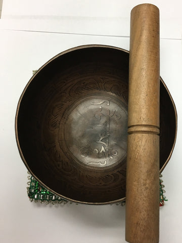 Handmade Brass Singing Bowls