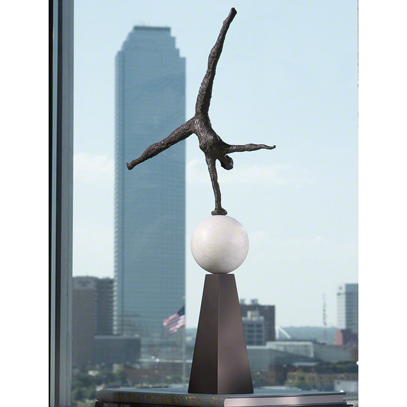 Acrobat Sculpture