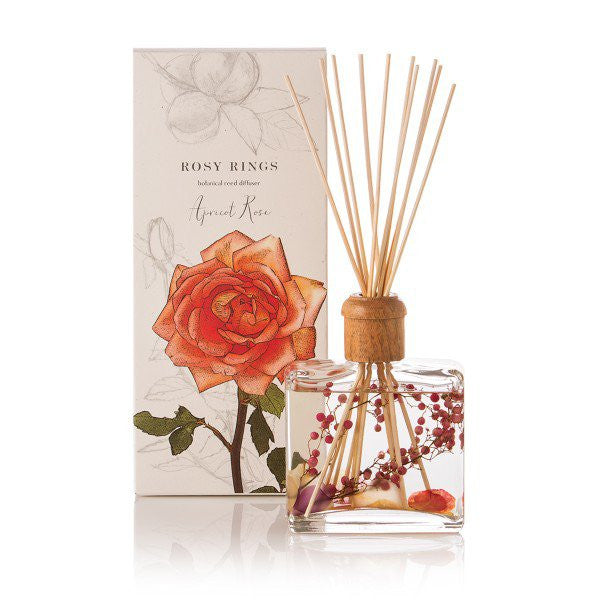 Apricot Rose Botanical Reed Diffuser