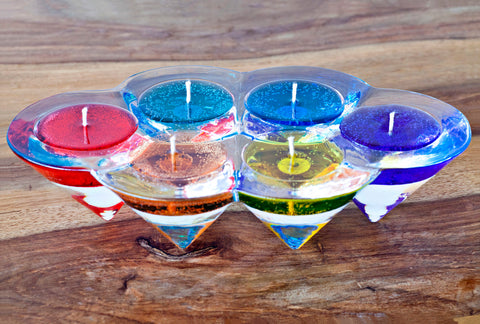 Customizable Bouquet of Gel Candles