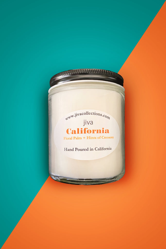 𝓝𝓔𝓦! The SoCal Collection Handcrafted Soy Candles