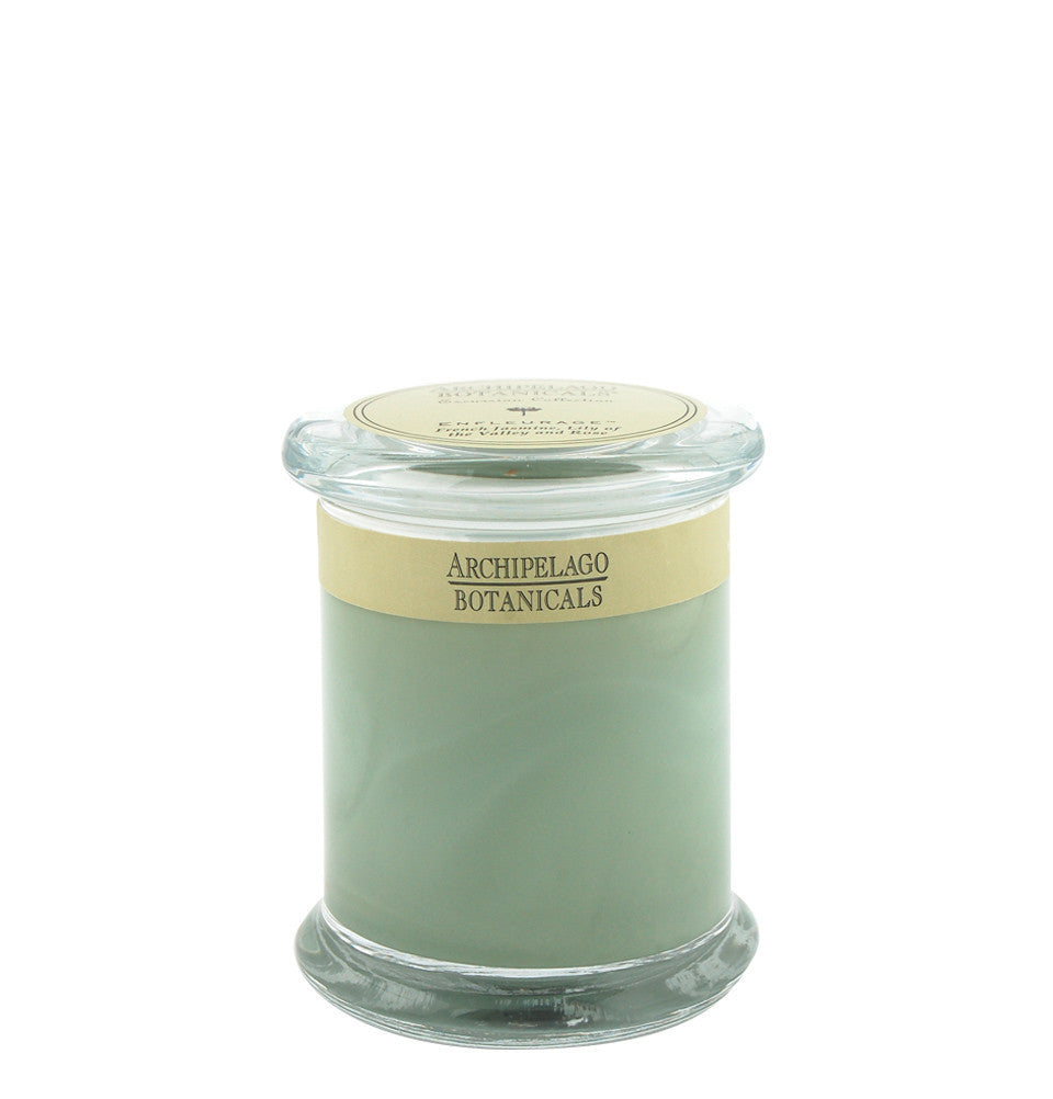 Enfleurage Jar Candle