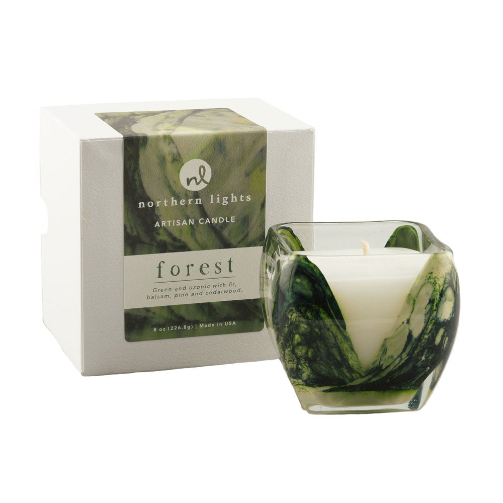 Cascade Forest Artisan Candle