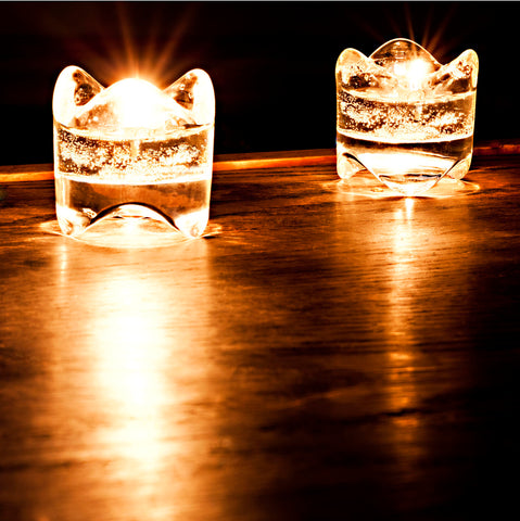 Gel Stackable Candles
