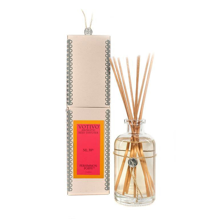Persimmon Poppy Reed Diffuser