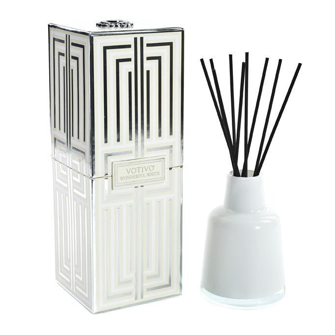 Soziety Wonderful White Reed Diffuser