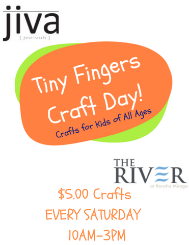 Tiny Fingers Craft Days!