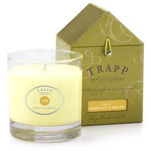 Fresh Cut Tuberose No.8 Candle