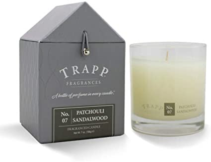 Patchouli & sandalwood