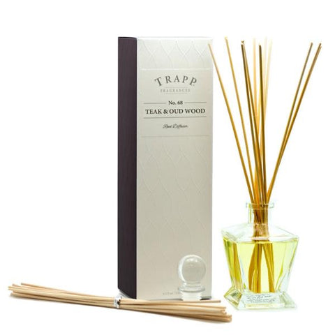 Teak and oud Wood diffuser