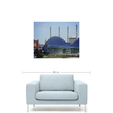 Premium Canvas Gallery Wrap: The Kauffman Center (16x20)
