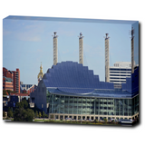 Premium Canvas Gallery Wrap: The Kauffman Center (11x14)