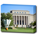 Premium Canvas Gallery Wrap: Nelson Atkins Museum (8x10)