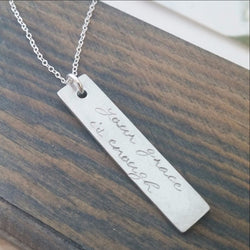 Your Grace is Enough Necklace