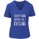 Everything Happens for a Reisling