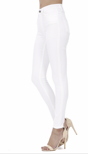 High Rise Skinny Jegging