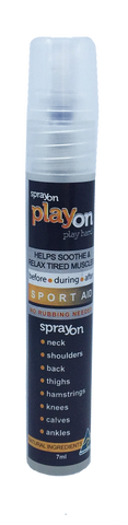 playon SPORT AID 7ml - playon products, Sport Aid - playon SPORT AID