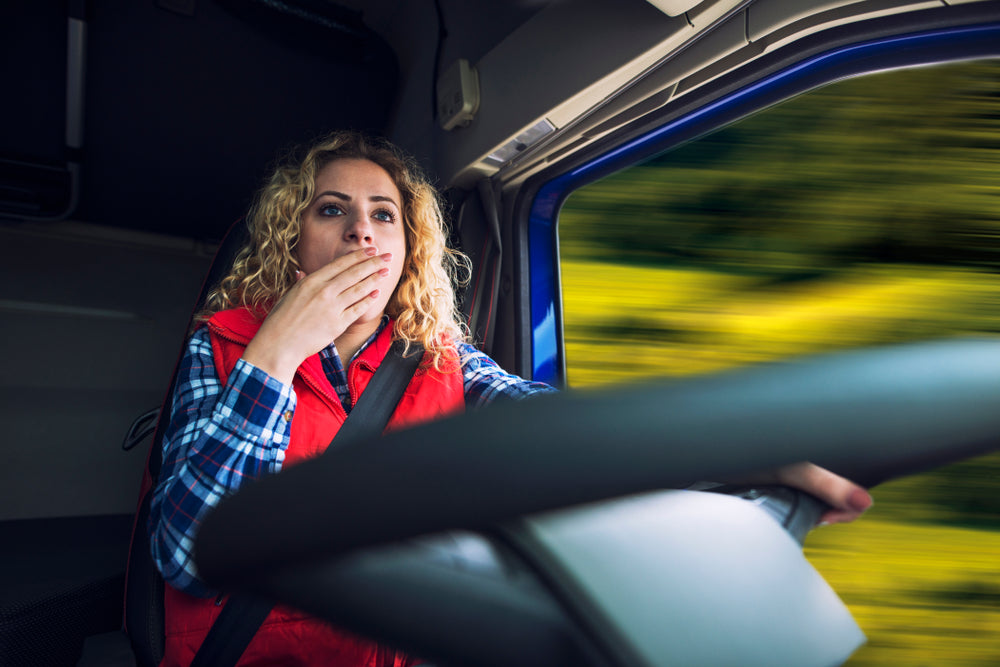 How Sleep Apnea Leads to Trucking Accidents