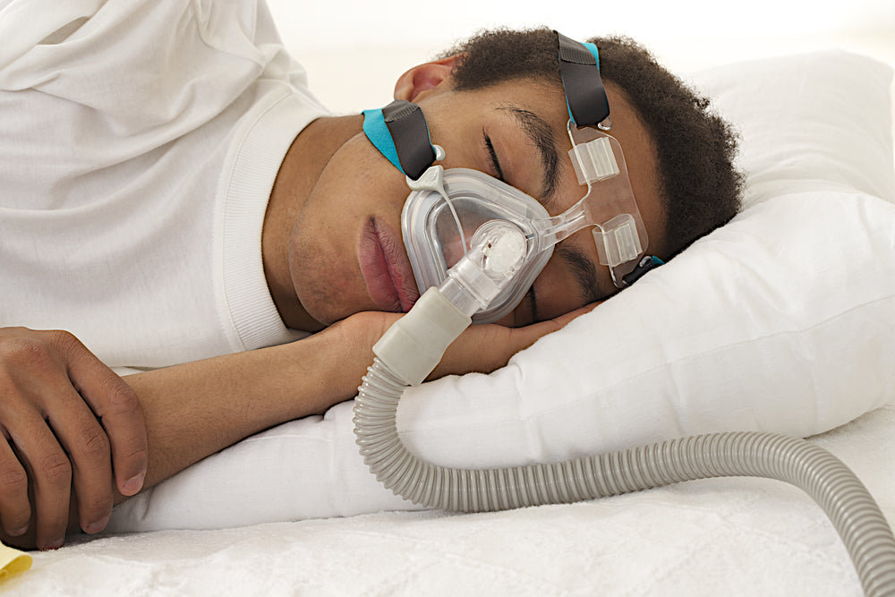 How To Get Used to Your CPAP Mask