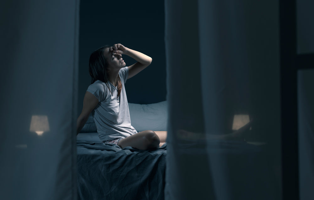 Night Sweats Linked To Undiagnosed Sleep Apnea