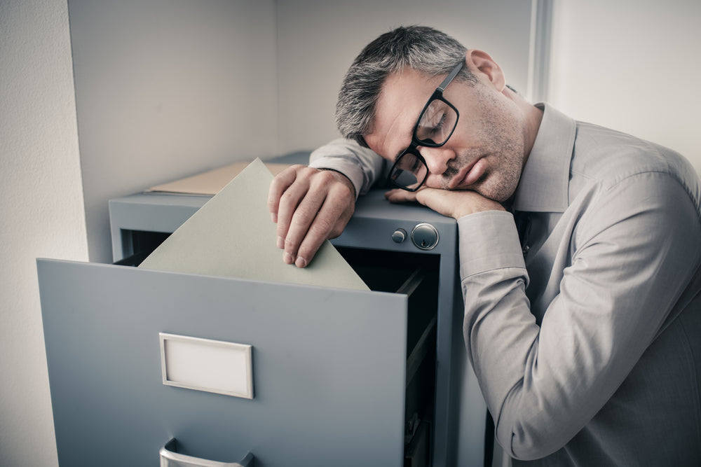 Nodding Off At Work: Daytime Drowsiness and Sleep Apnea