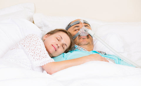 Snoring With Your CPAP? A Leaky Mask Could Be The Cause