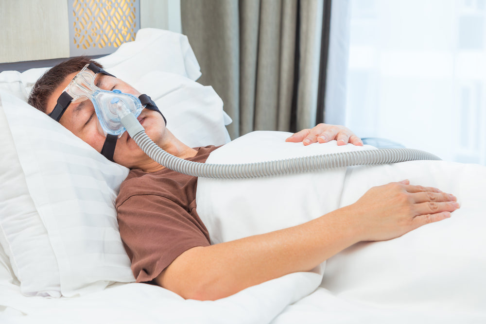 Tips and Tricks for Sleeping with a CPAP Machine