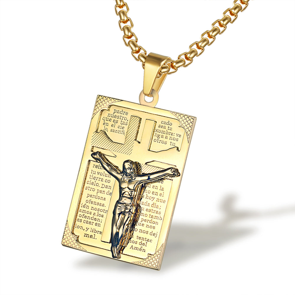 New Arrival Bible Pendant Necklace