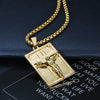 Image of New Arrival Bible Pendant Necklace