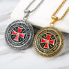 Image of New Knights Templar Necklace