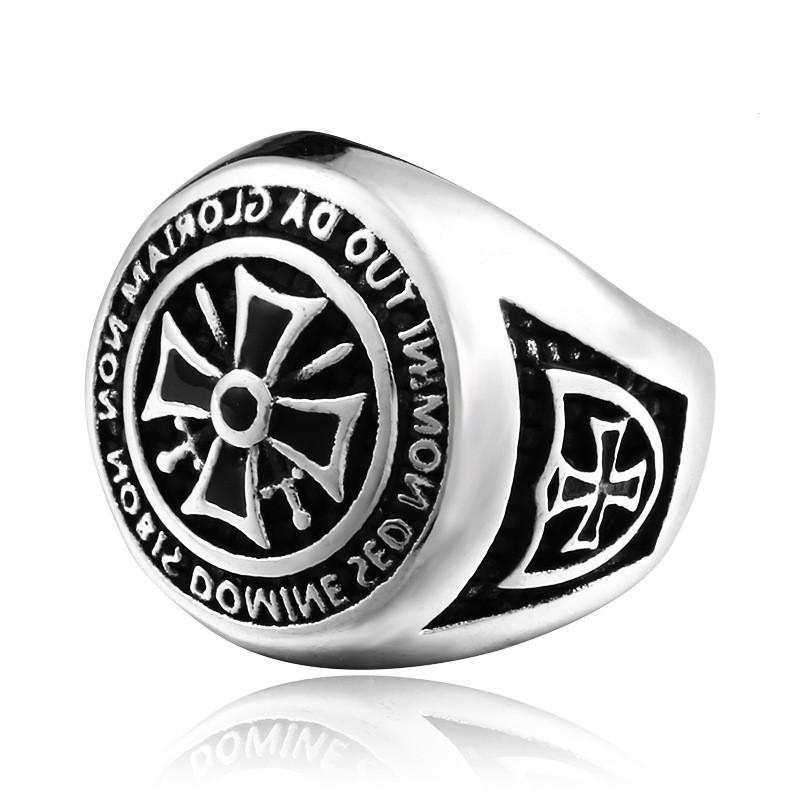 KNIGHT TEMPLAR CRUSADE RING (B13)