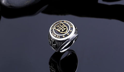 KNIGHTS TEMPLARS RING