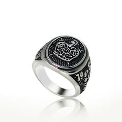 DEMOLAY KNIGHTS TEMPLAR MASON RINGS